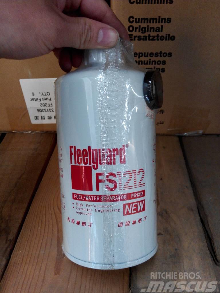Fleetguard FS1212