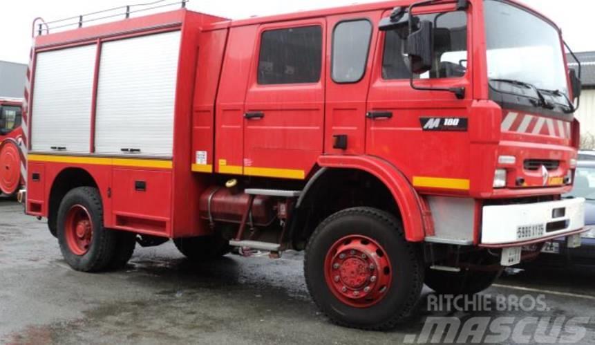 Renault Midliner M180D  pożarniczy