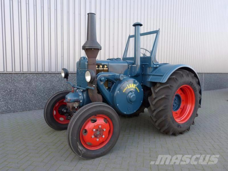 Lanz-Bulldog D8506