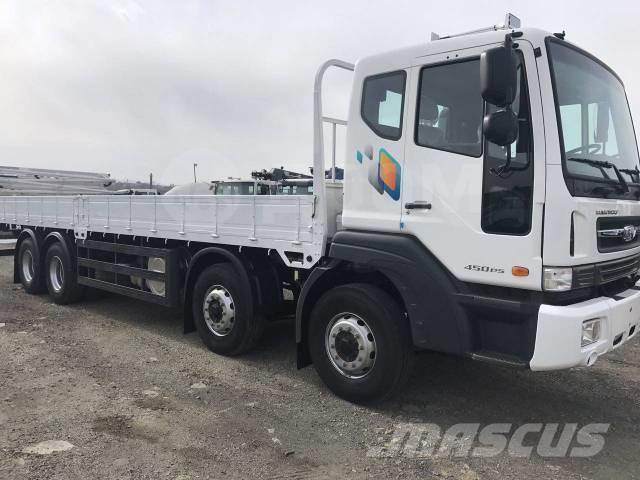 Daewoo 19.5 тонн Novus