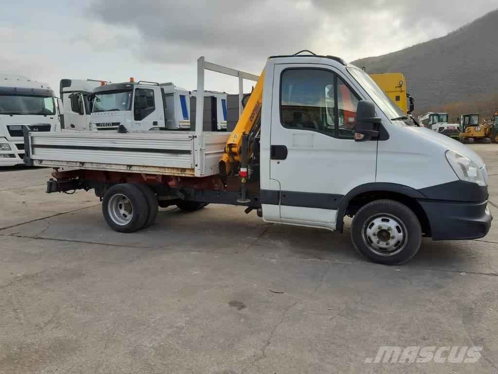 Iveco Daily 35 C 15 (PM893)