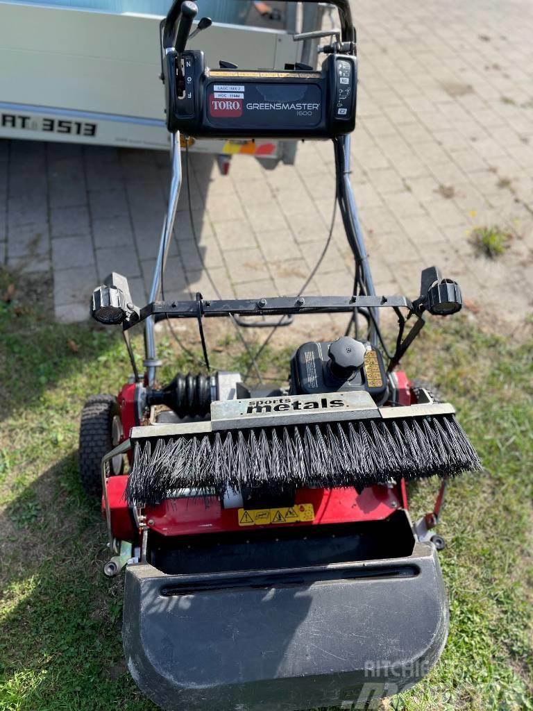 Toro Greensmaster 1600