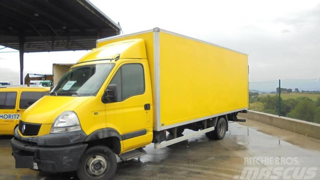used renault mascott 150 65 box trucks year 2008 price 8 738 for