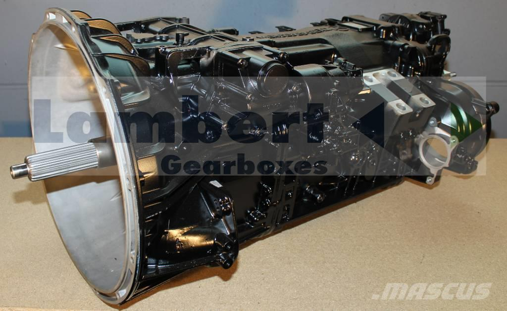 Mercedes-Benz G240-16 Gearbox Mercedes-Benz ACTROS 715.520
