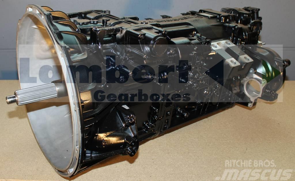 [Other] G240-16 Getriebe Gearbox Mercedes-Benz G240-16 Act