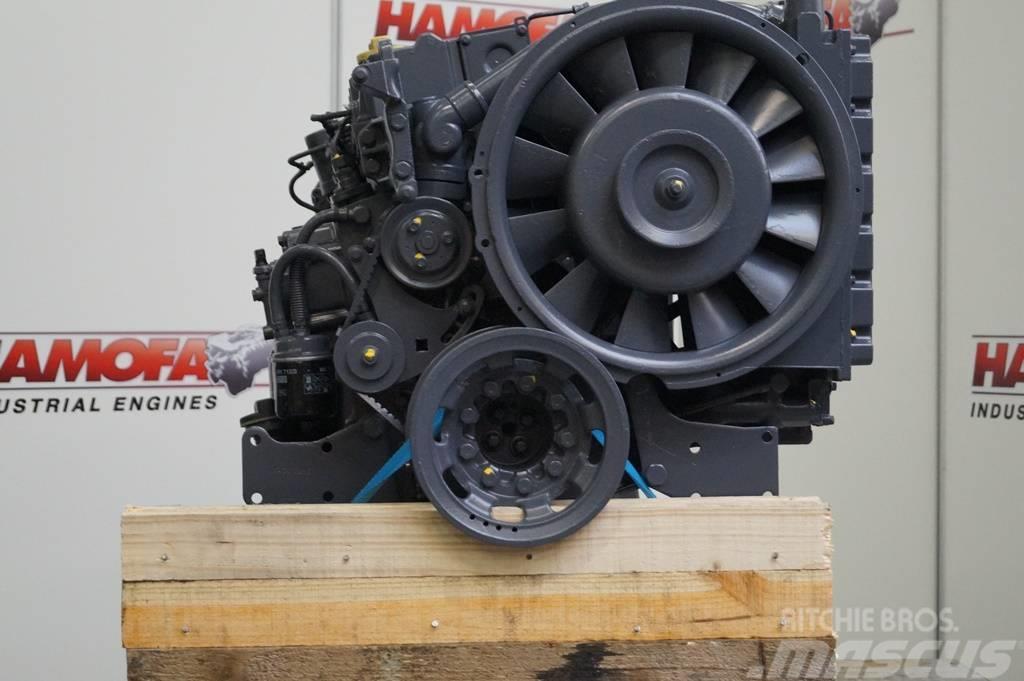 Deutz BF6M1012, 2012, Motorer
