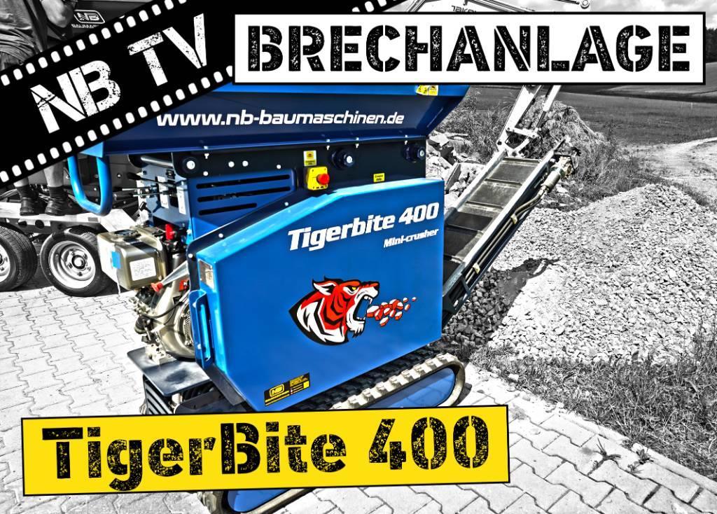 [Other] Brechanlage | Minibrecher TigerBite 400 Track