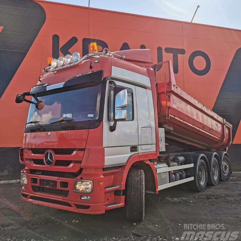 Mercedes-Benz Actros 2660 8x4