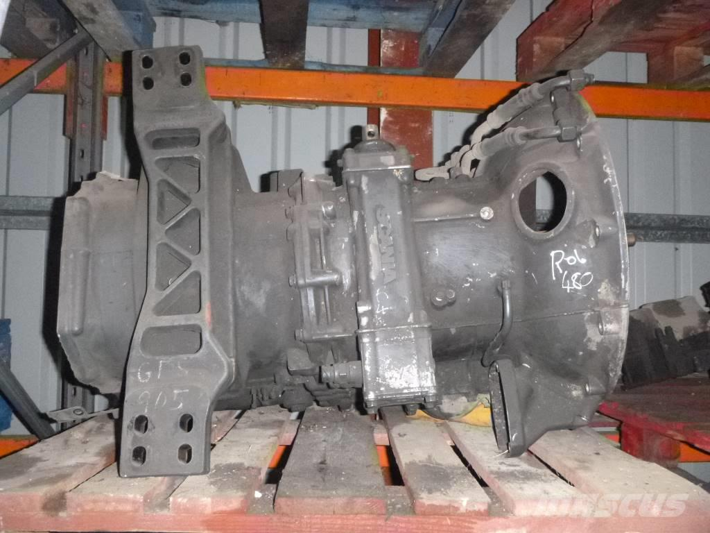 Scania R480 Gear box