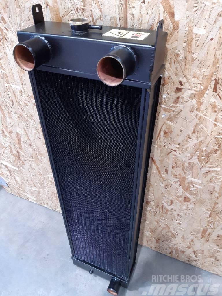 Hitachi Zx470-5 Radiator Core
