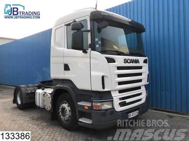 Scania R 480 Retarder, Airco, Hydraulic, Opticruise, euro