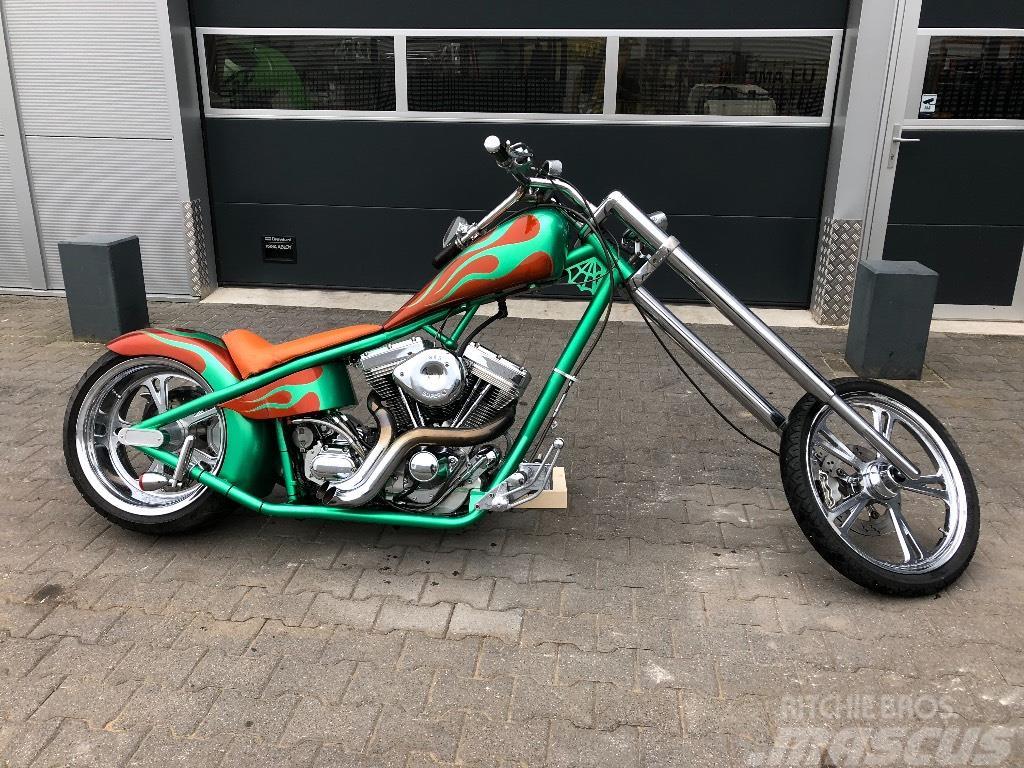 Harley-Davidson Jesse James bike