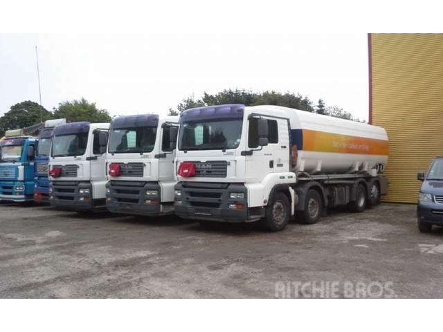 MAN TANK 35.430 25000 liter ADR Petrol/Fuel