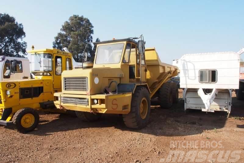 [Other] Bell B20B dump truck