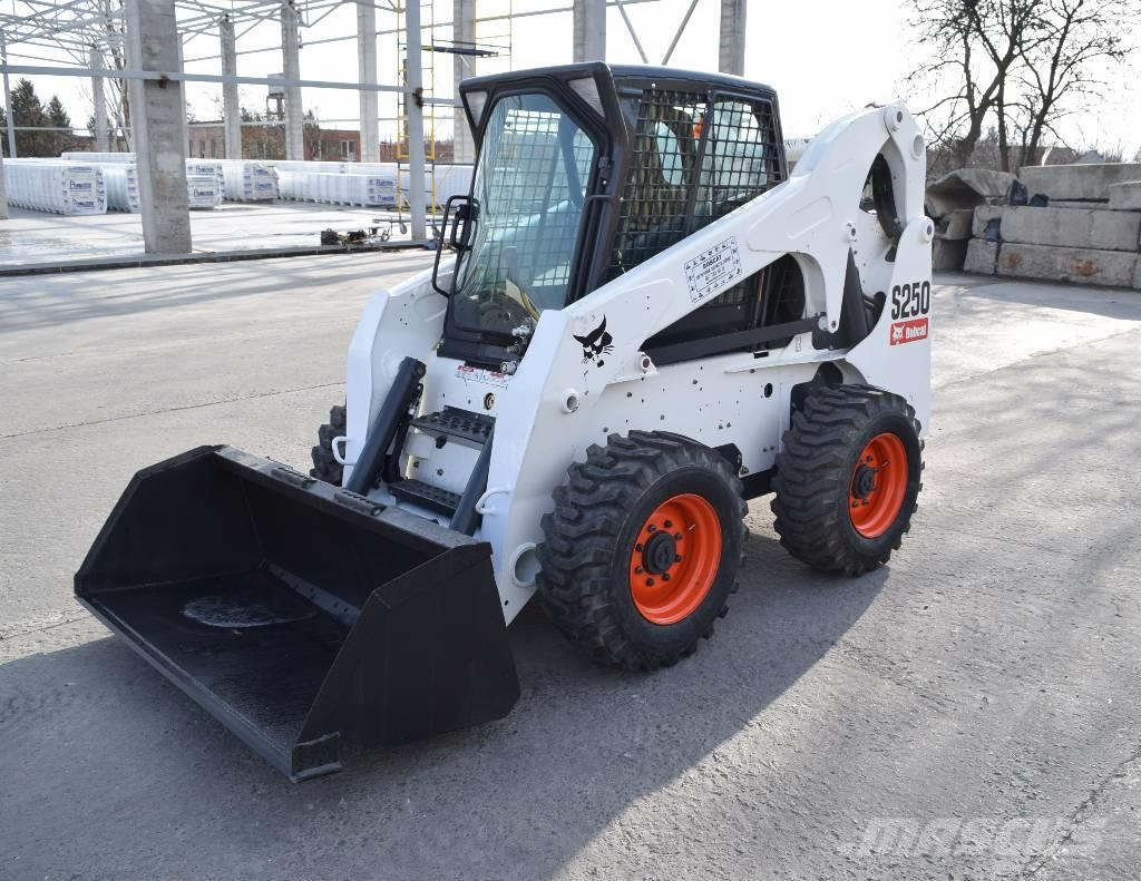 Bobcat S 250 HIGH FLOW