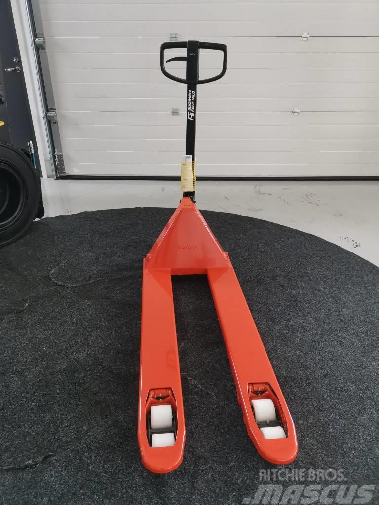 Toyota Pumppukärry Quicklift nosto