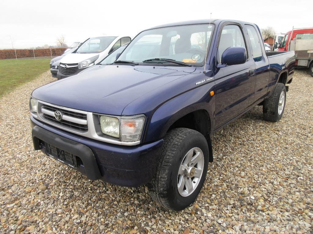 Toyota Hilux 2,4 TD