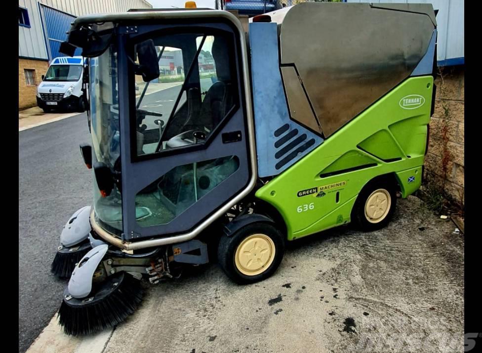 Tennant Green Machine 636