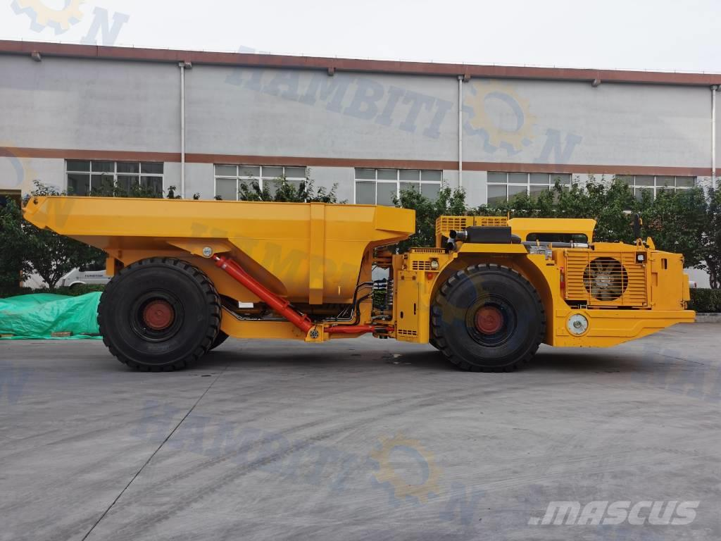 [Other] Fambition Underground transportation truck