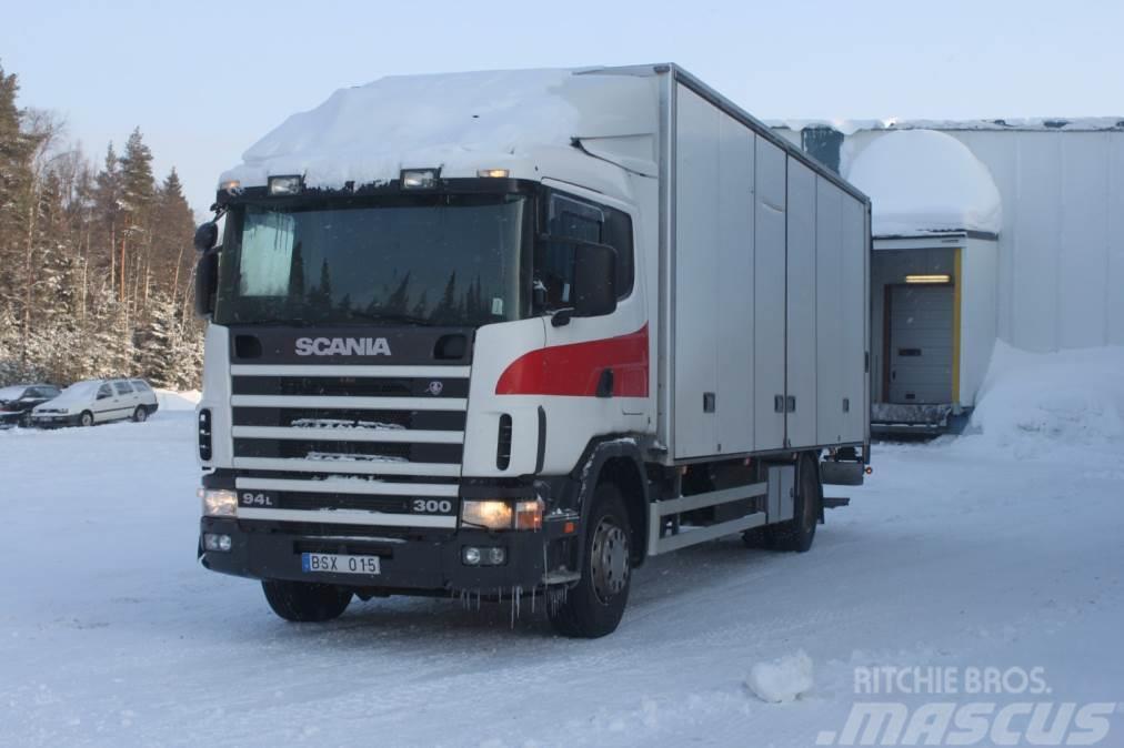 Scania R94L 300 LB 4 X 2