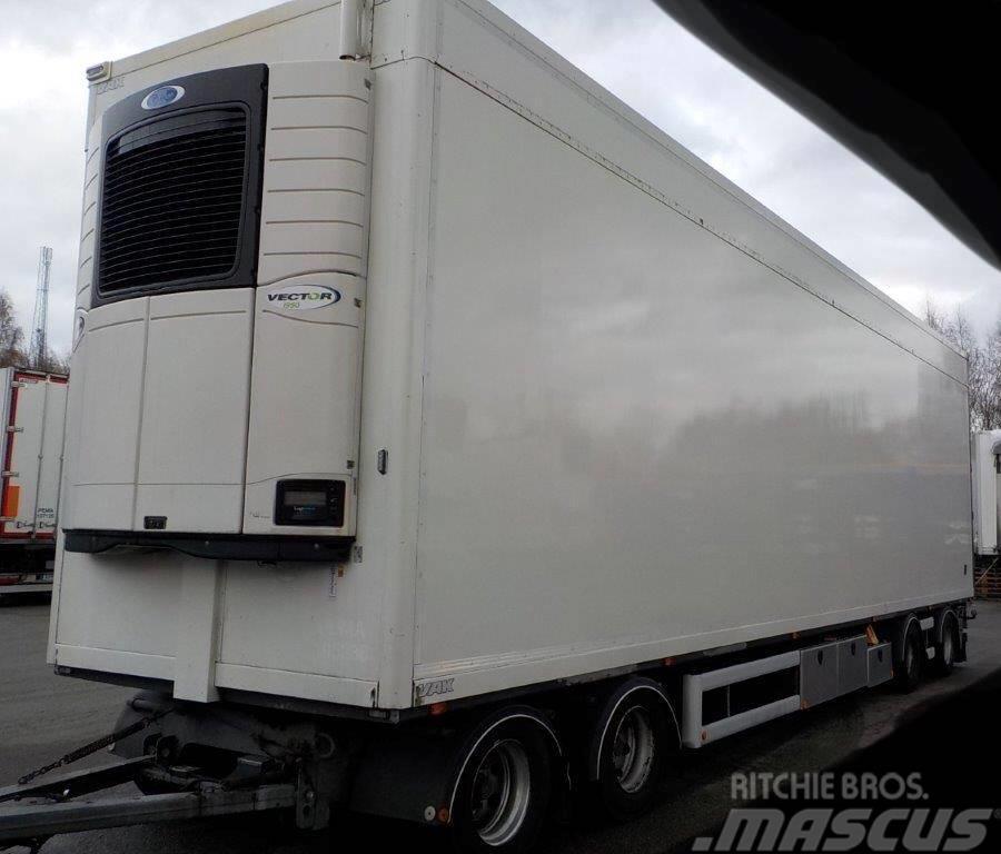 Bttrailer Brenderup 1300 kg totalvikt. Finns i Lager i Ullared