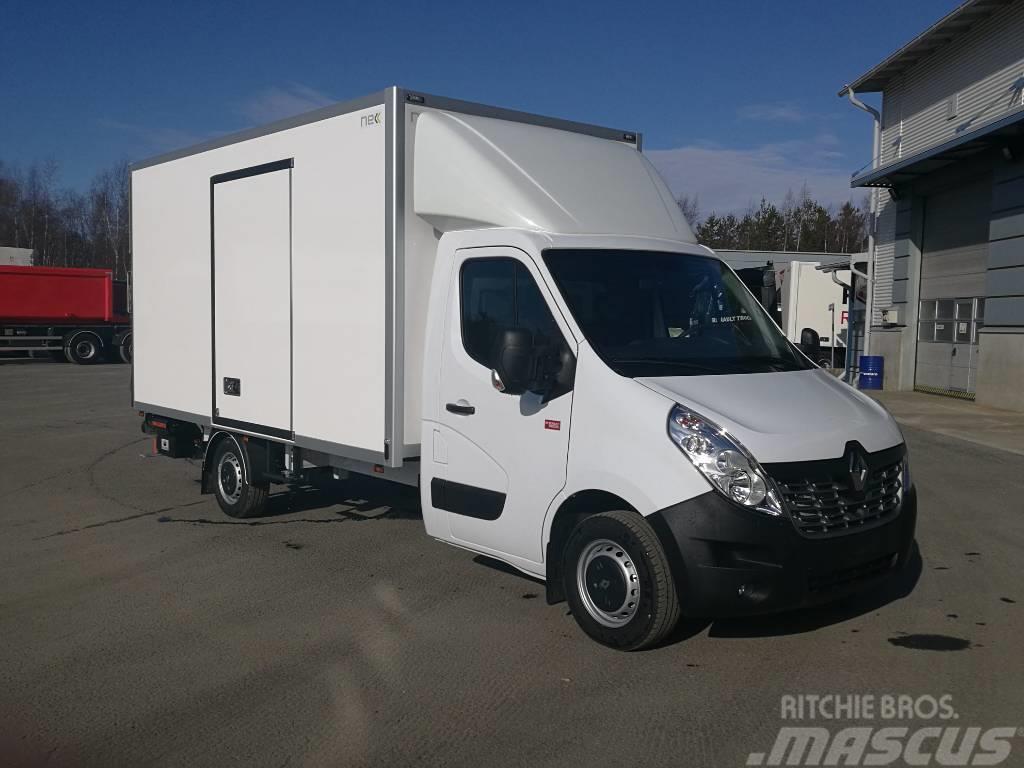 Renault Master 3T5 CCAB 170HV FWD E6