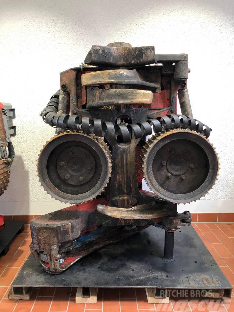Log Max 6000B - Gebrauchtmaschine