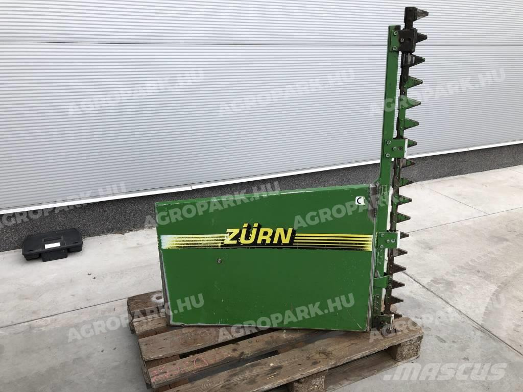 Zürn mechanical right hand rape side knife right hand