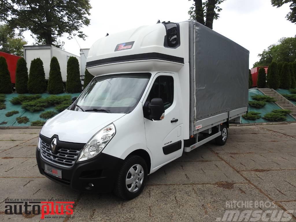 Renault MASTER 10 PALETS WEBASTO A/C TEMPOMAT