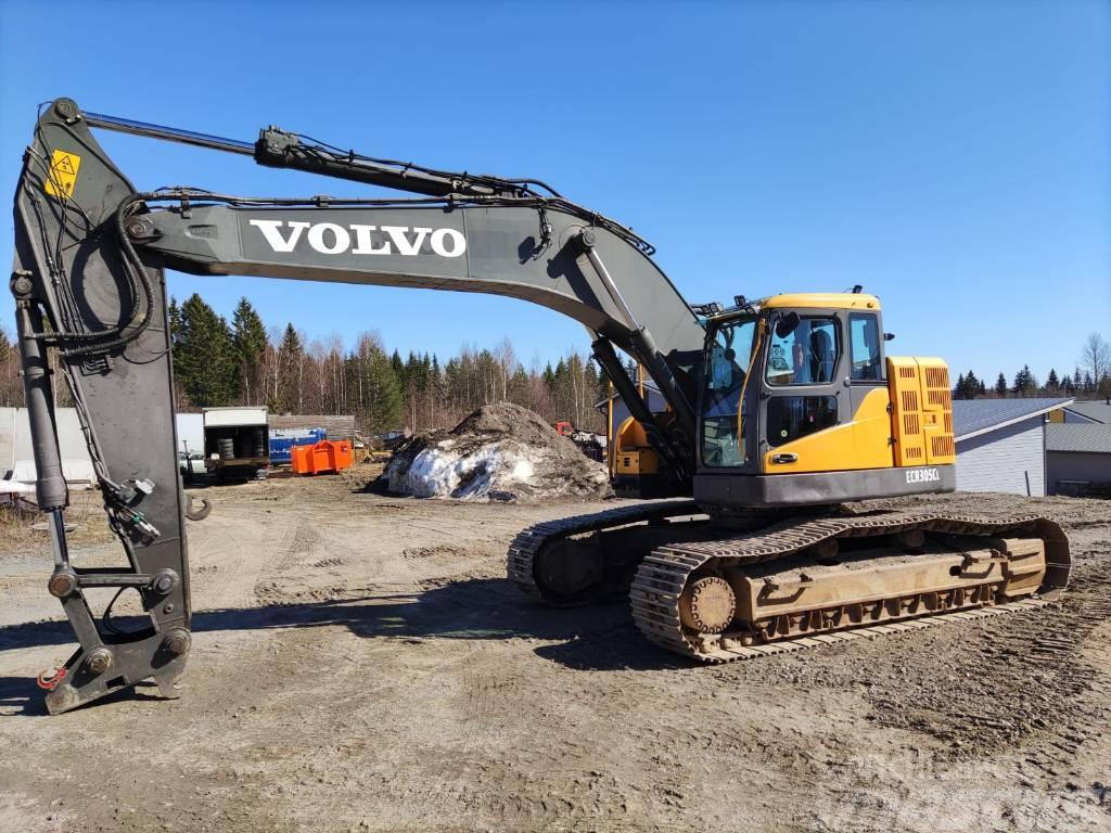 Volvo ECR 305 C L