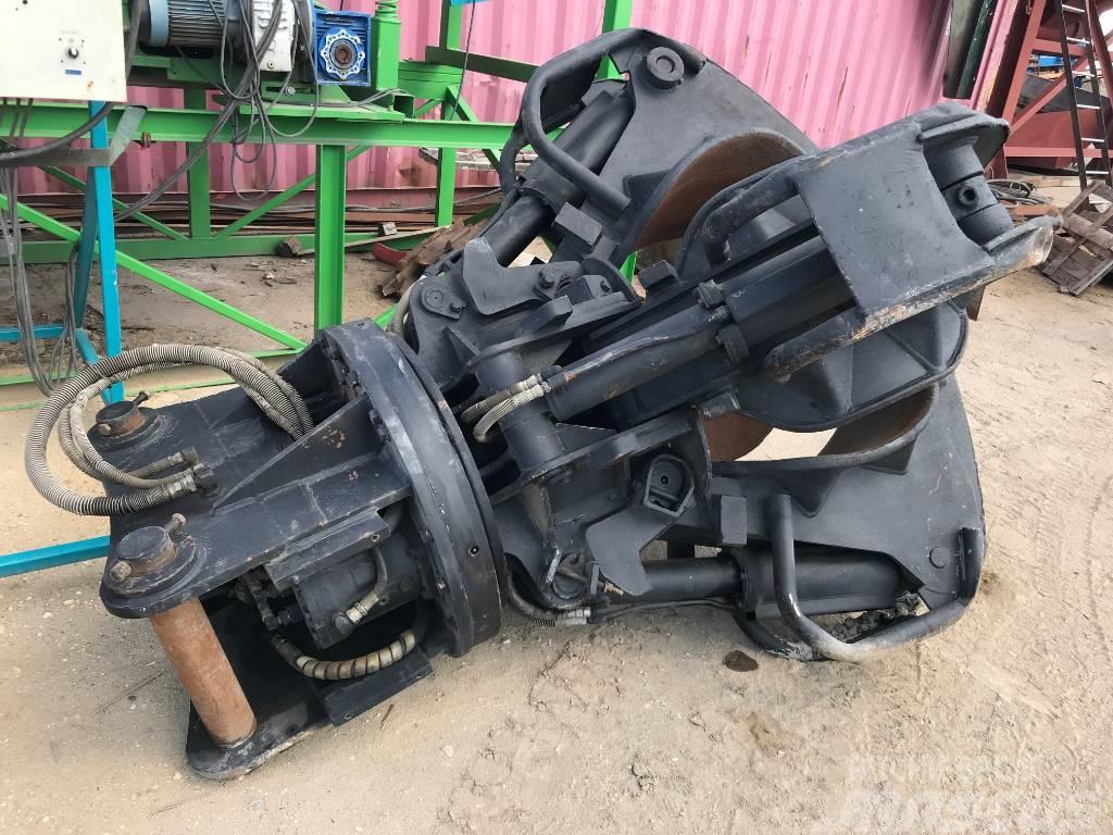 Kinshofer Chwytak hydrauliczny Hydraulic rotating grab