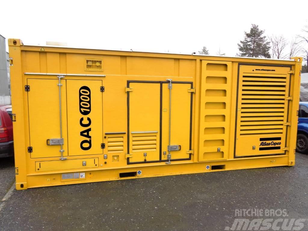 Atlas Copco QAC 1000