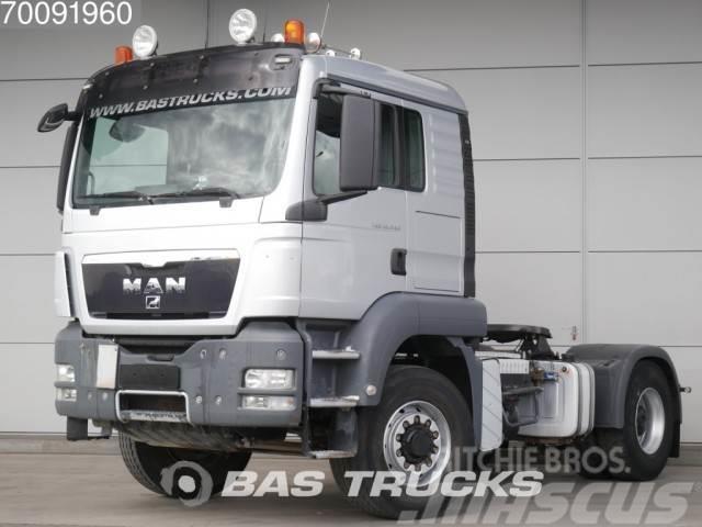MAN TGX 18.440 L 4X4 4x4 Big-Axle Hydraulik HydroDrive