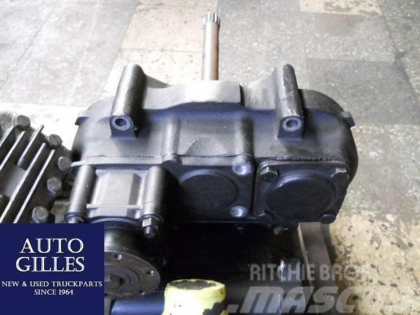 ZF Nebenantrieb  N AS/10 B / NAS/10B  PTO
