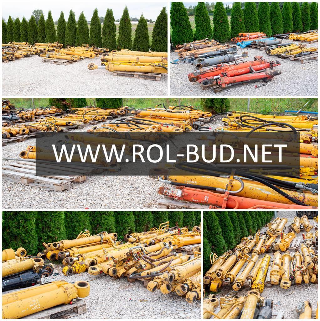 Volvo Hydraulic Cylinder Excavator Loader many types