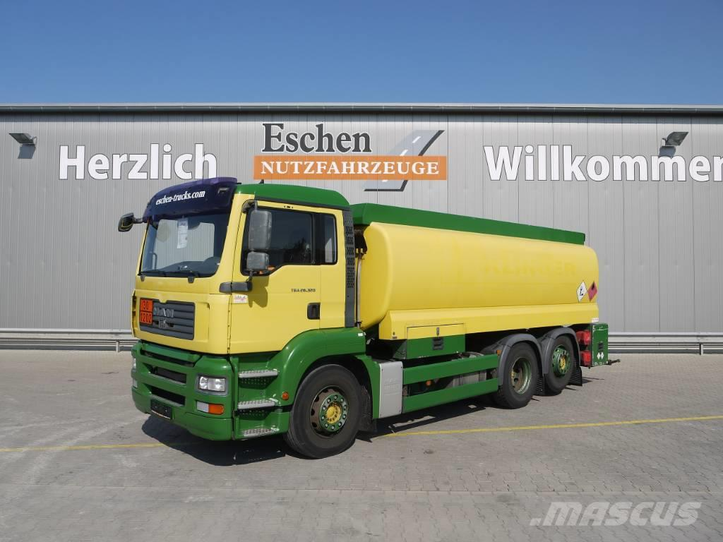 MAN TGA 26.320 6x2, Lindner&Fischer A3