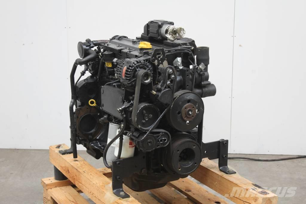 Used deutz tcd2012l042vm engines for sale mascus usa for Deutz motor for sale