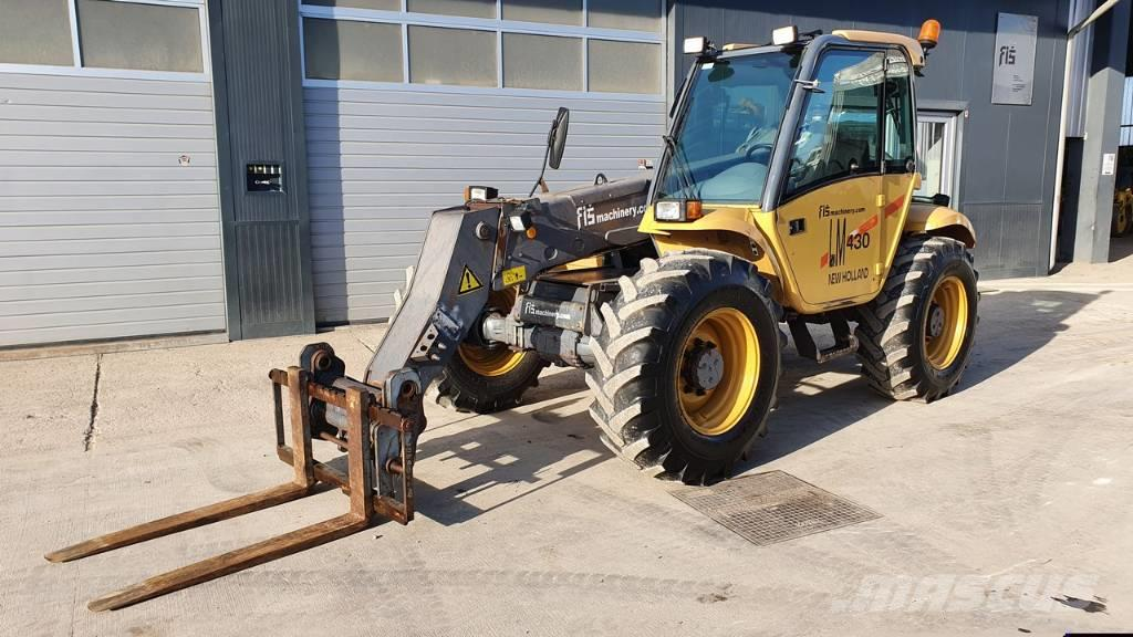 New Holland LM430 - 7M - 3T