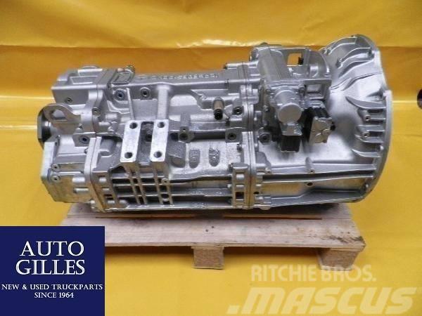 Mercedes-Benz Actros G211-16 / G 211-16 EPS Retarder vorber.