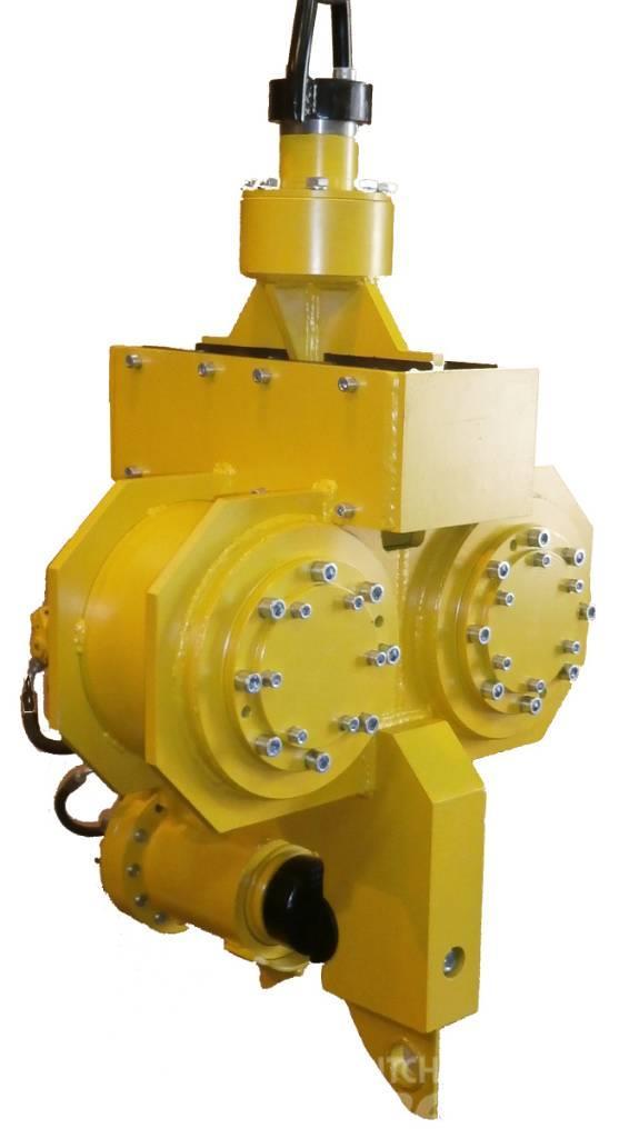 FINAROS FR 200 vibro hammer/pile driver