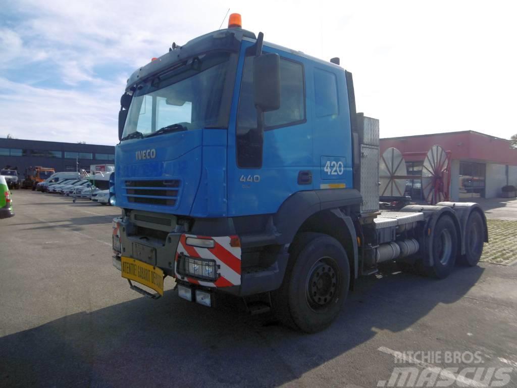 Iveco Trakker AT440T44T