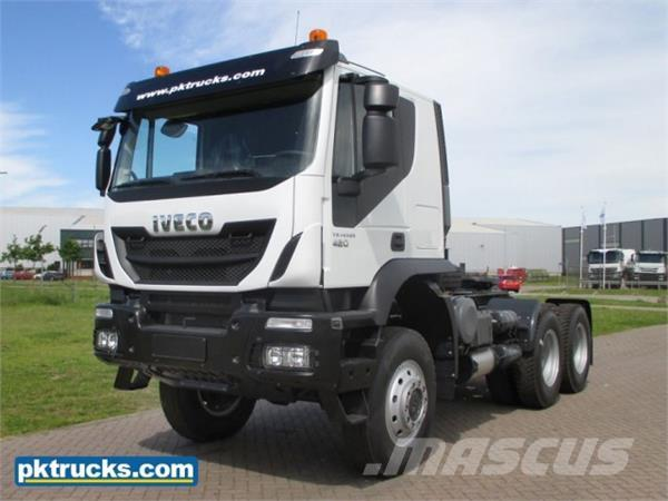 Iveco Trakker AT720T42WTH (2 Units)