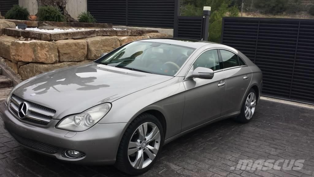 Used mercedes benz cls320 autom tic second hand luxury for 2nd hand mercedes benz