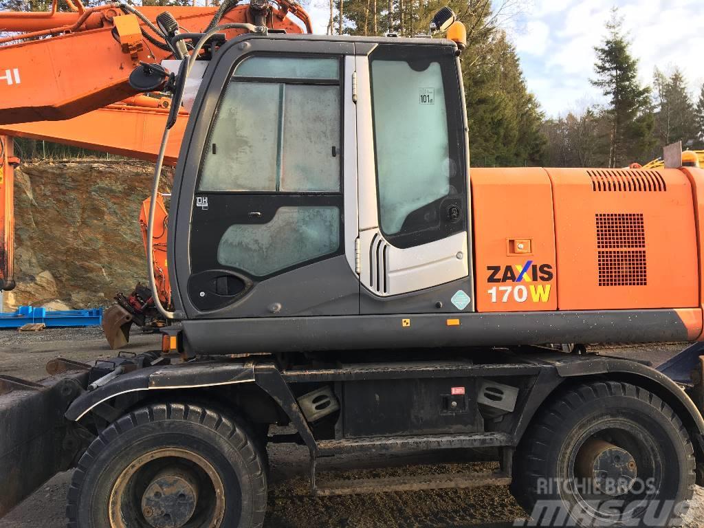 Hitachi ZX 170 WT-3/ Göteborg