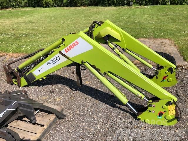 CLAAS FL120 / Mailleux MX 120 voorlader