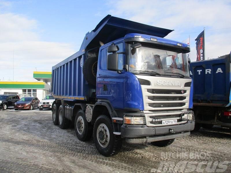 Scania G440CB8X8