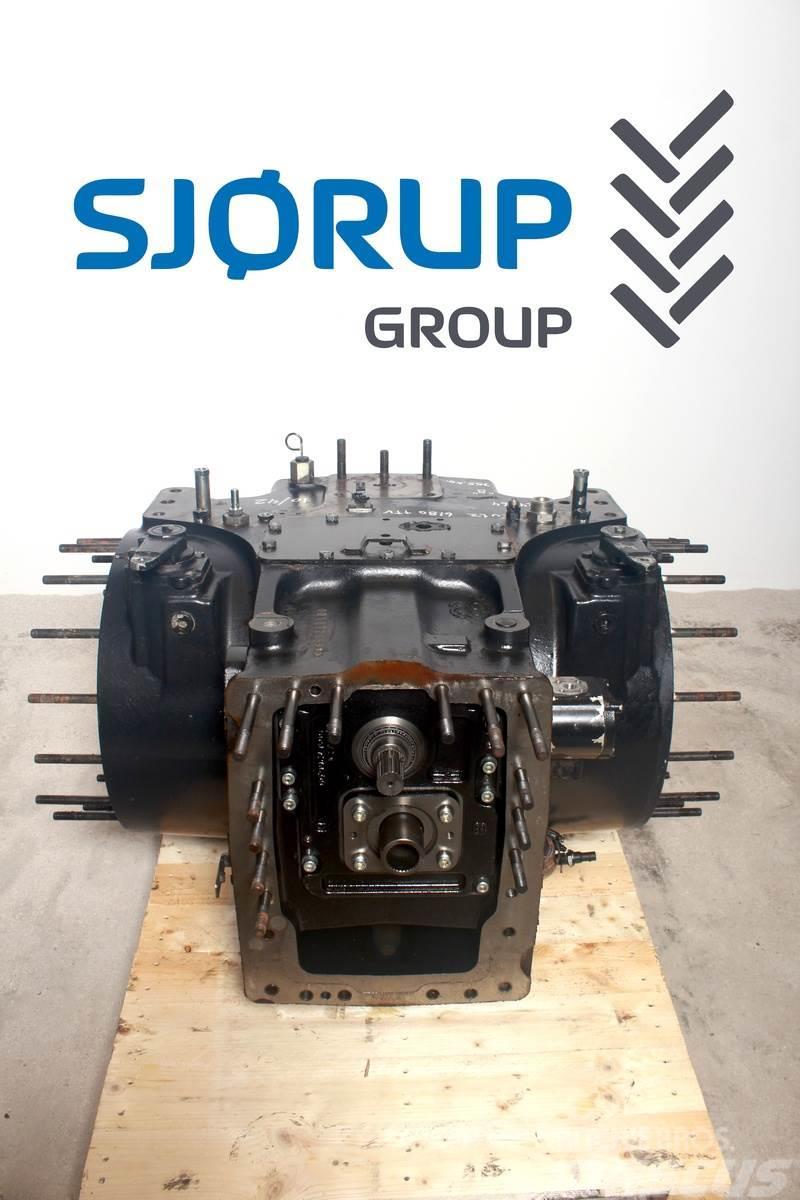 Deutz-Fahr Agrotron 6180 Rear Transmission