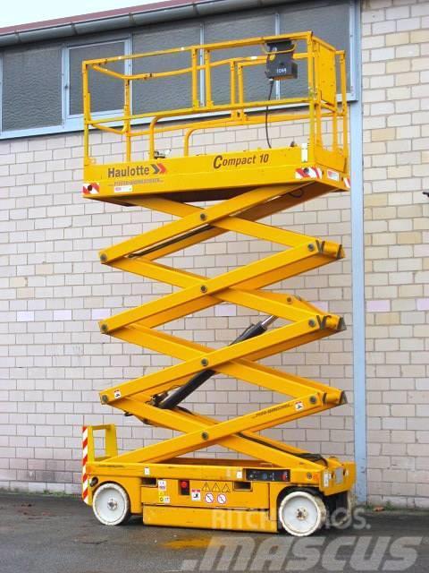 Haulotte Arbeitsbühne HAULOTTE Compact 10N (schmal) - 10.3m