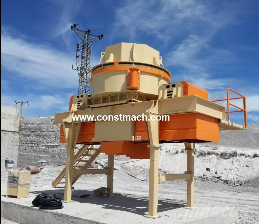 Metso BARMAC VSI CRUSHERS READY FOR DELIVERY