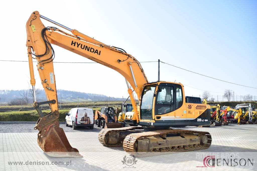 Hyundai Robex 220 LC-9 A